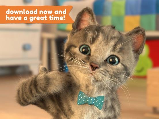 Kleine Kitten -My Favorite Cat iPad app afbeelding 6