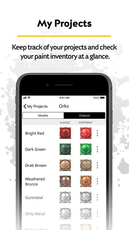 Citadel Colour: The App screenshot-3