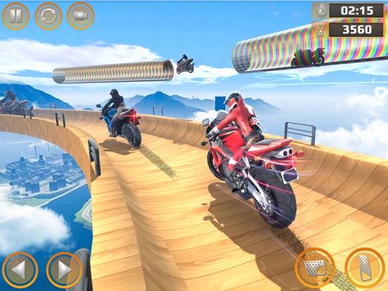 Impossible Bike Stunt Games 3D screenshot #3