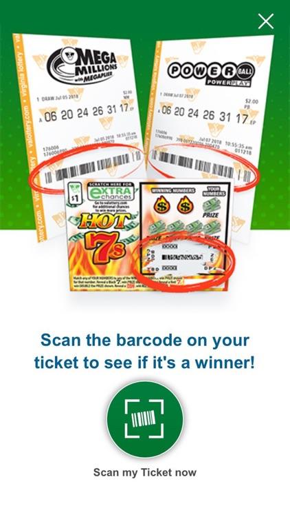 Virginia Lottery Official App screenshot-6