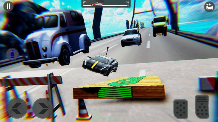 RC Car Traffic Speed Racing 3D screenshot-6