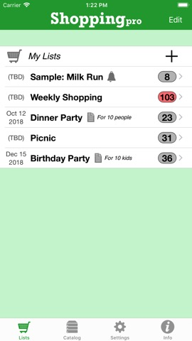 Pro List-making Bundle for Travel Packing & Grocery Shopping Listsのおすすめ画像7