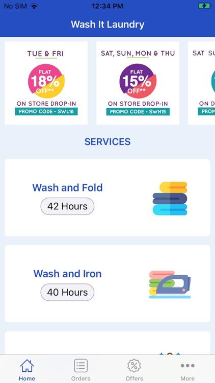 Wash it Laundry