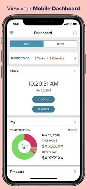 Adp Ez Login >> Adp Mobile Solutions On The App Store