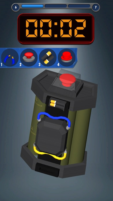Defuse The Bomb 3D screenshot 3