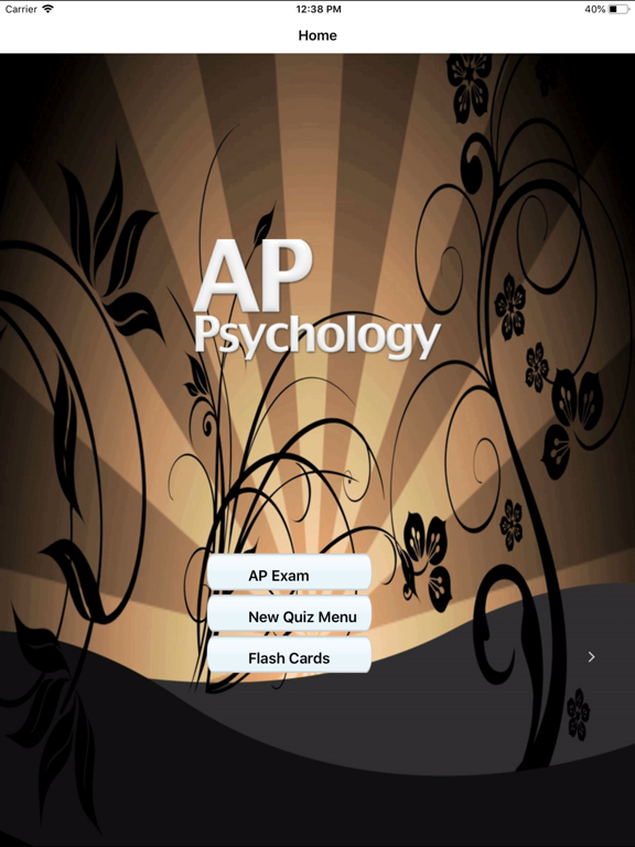 AP Psychology Exam Prep 2020 Screenshots