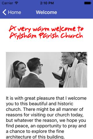 Aylsham Church - náhled