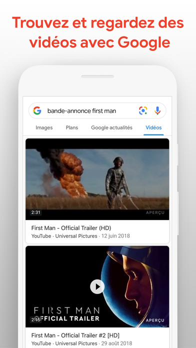 Screenshot #3 pour Google