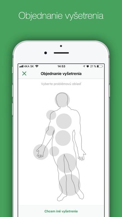 FYZIO KLINIK screenshot-4