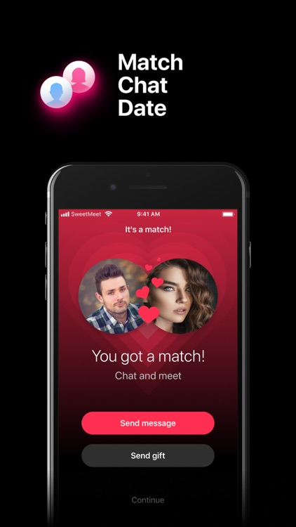 Dating App: Chat, Date & Meet