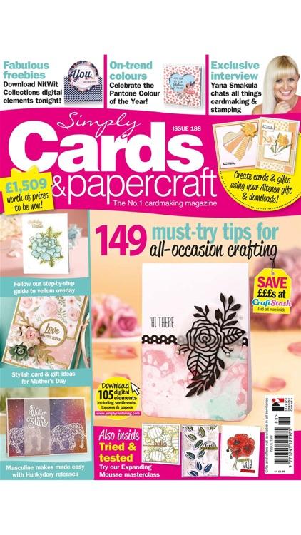 SIMPLY CARDS & PAPERCRAFT screenshot-3