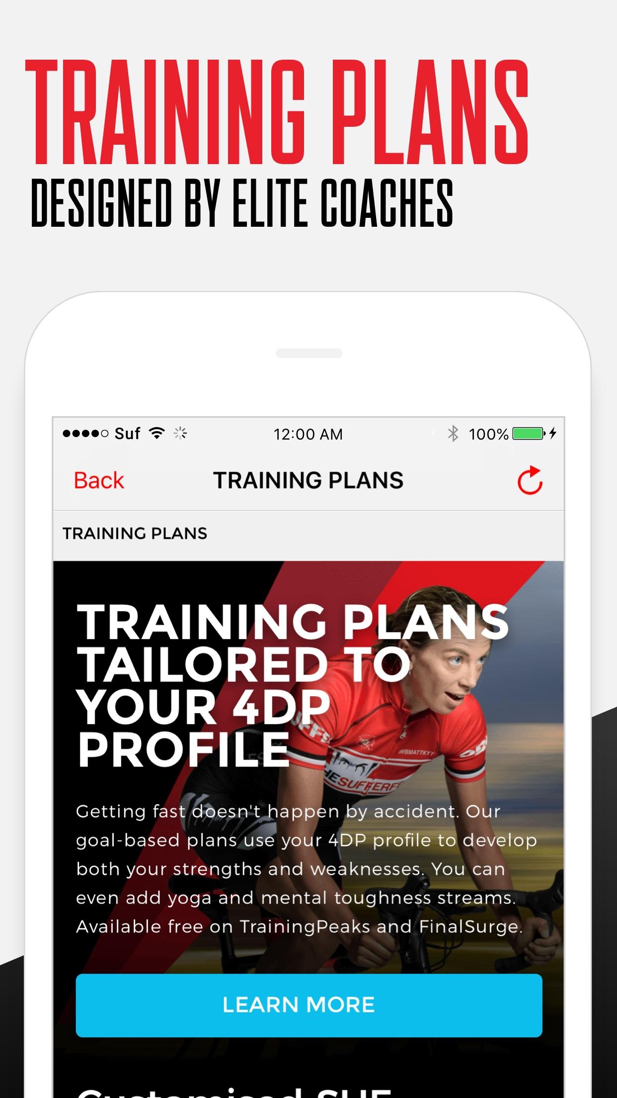 The Sufferfest Training System Screenshot