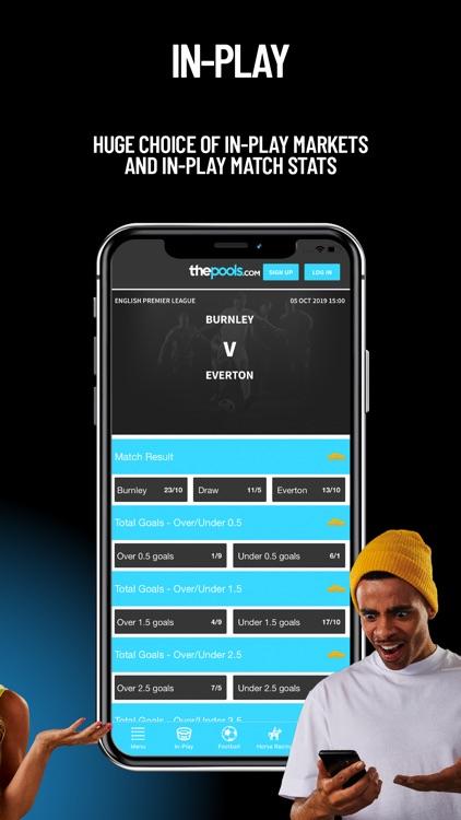 The Pools Sports Betting screenshot-3
