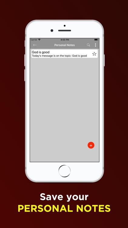 KJV Bible Offline - Audio KJV screenshot-8