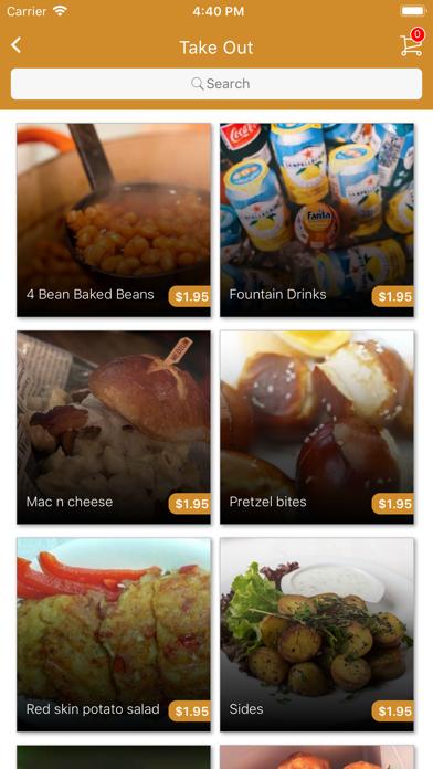 Crave Hot Dogs & BBQ screenshot three