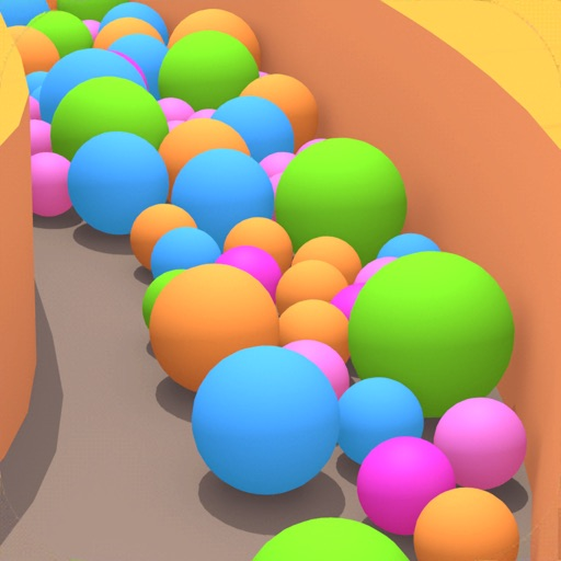 Sand Balls free software for iPhone and iPad
