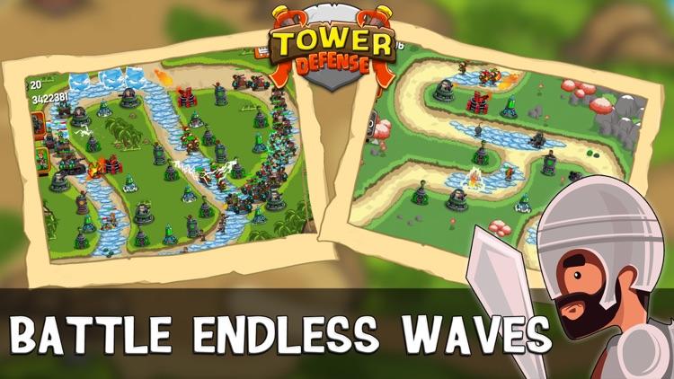 Desktop Tower Defense Pro! screenshot-0
