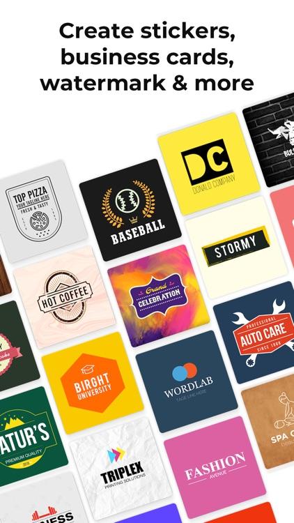 Logo Maker- Create a design screenshot-6
