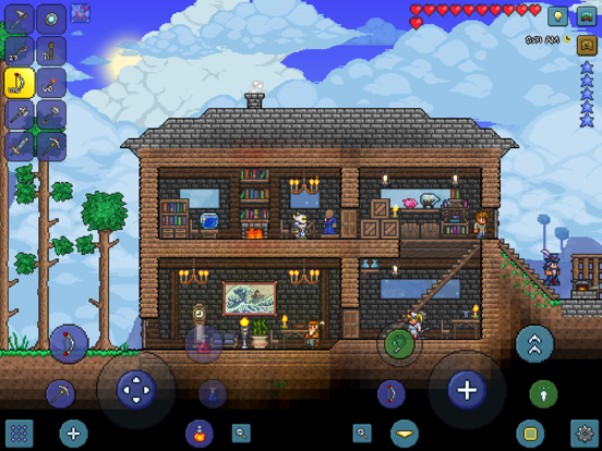 Terraria by 505 Games (US), Inc  (iOS, United States