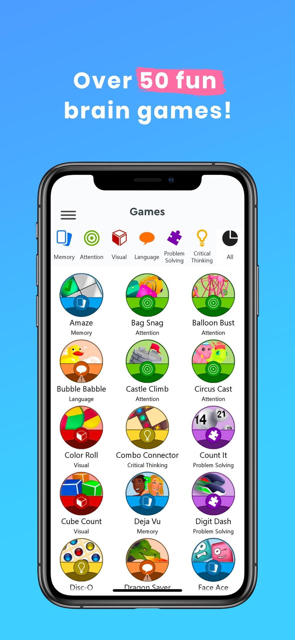 Brainwell: Brain Training Game hack tool