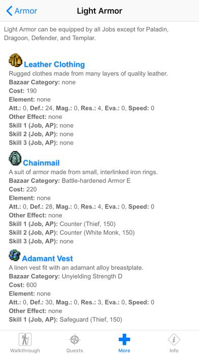 FFTA2 Game Guideのおすすめ画像5