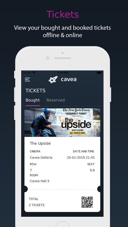 Cavea Cinemas screenshot-5