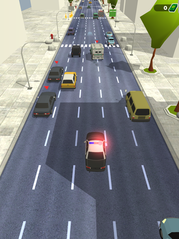 Police Chase - Hot Highways screenshot 8
