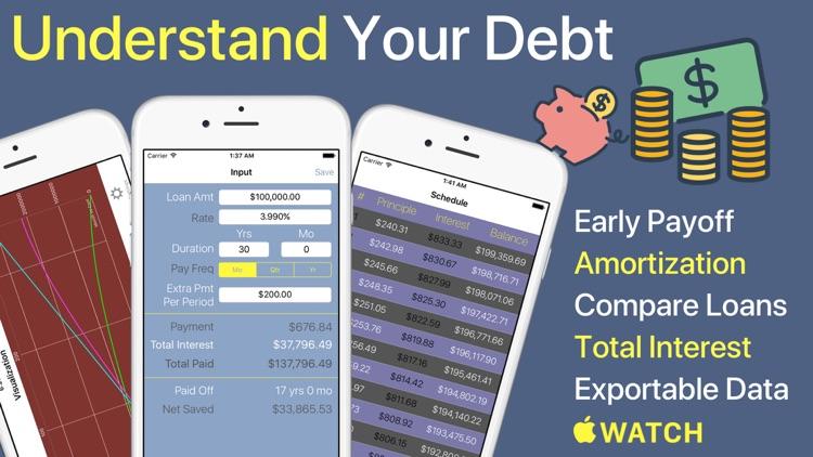 Loan Calculator - Debt Payoff screenshot-5