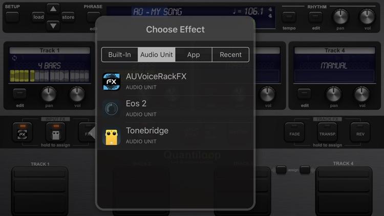 Quantiloop - Live Looper screenshot-3