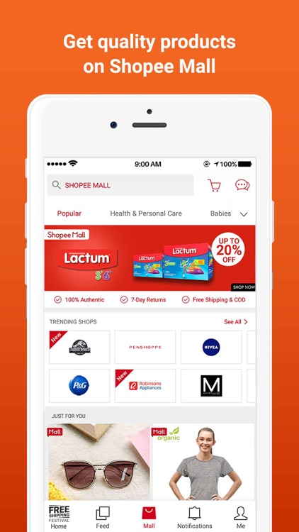 Shopee: Free Shipping Festival screenshot-4