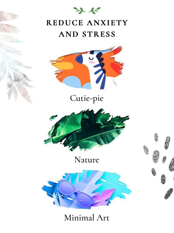 Scratchable - Antistress Game screenshot 9