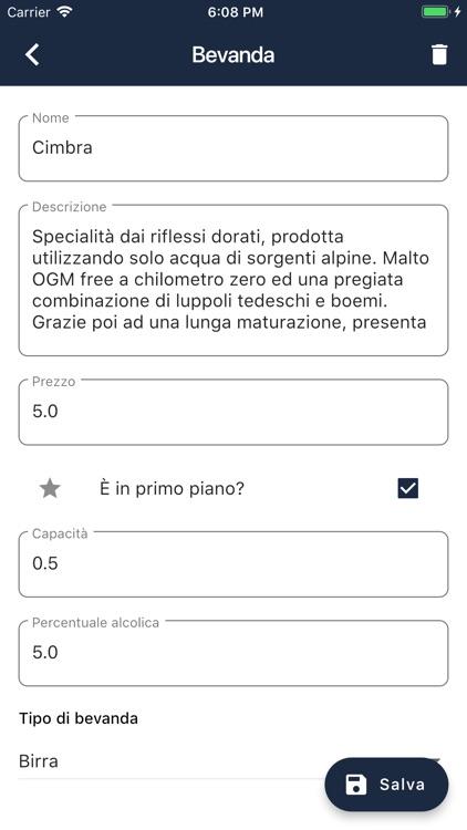 Nyam: for Business screenshot-3