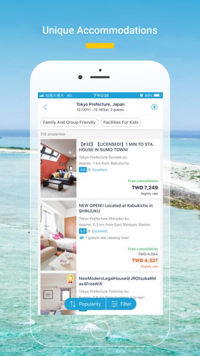 AsiaYo : Hotels & BnBs in Asiaのおすすめ画像4