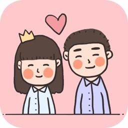 小情侣-恋爱必备的网恋情侣软件