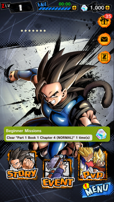 Download DRAGON BALL LEGENDS for Android