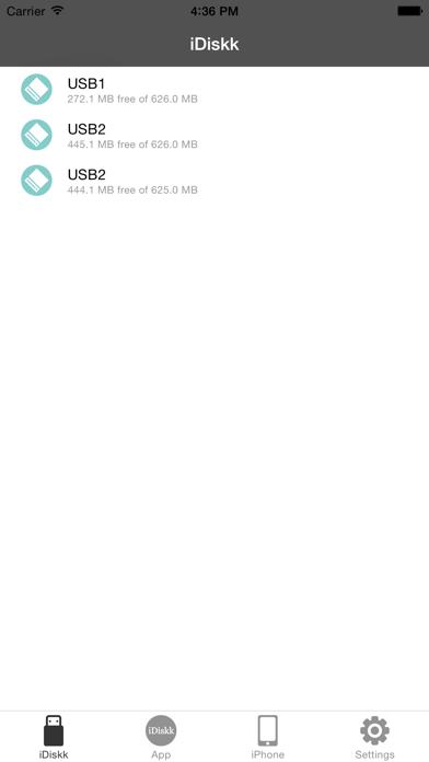 iDiskk Proのおすすめ画像2