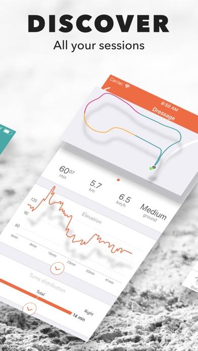 Equilab Equestrian Tracker Screenshot