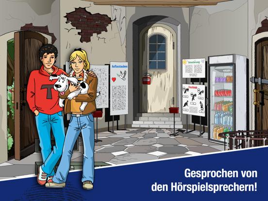 TKKG - Die Feuerprobe screenshot 13