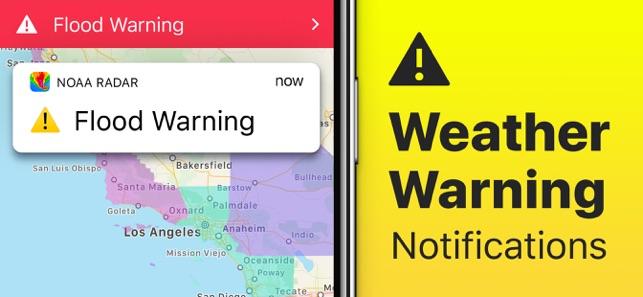 Weather Radar NOAA on the App Store