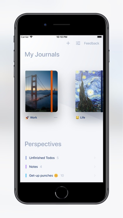Lantin Journal / Modular Diary