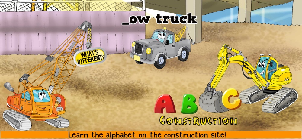 Construction Truck Games ABC Cheat Codes