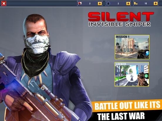 Silent Scope : Sniper Shooter screenshot 6