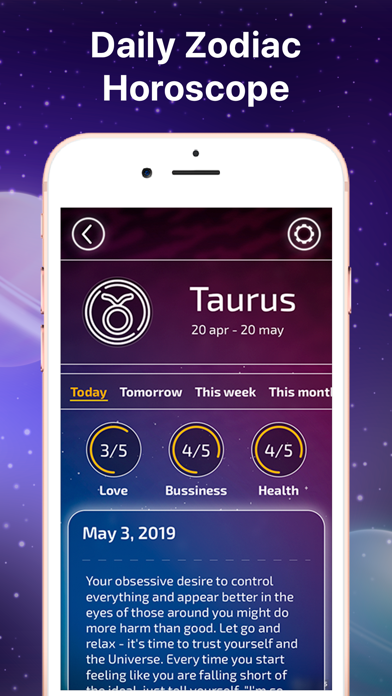 Astro Time & Daily Horoscope screenshot two