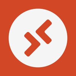 Ícone do app Microsoft Remote Desktop
