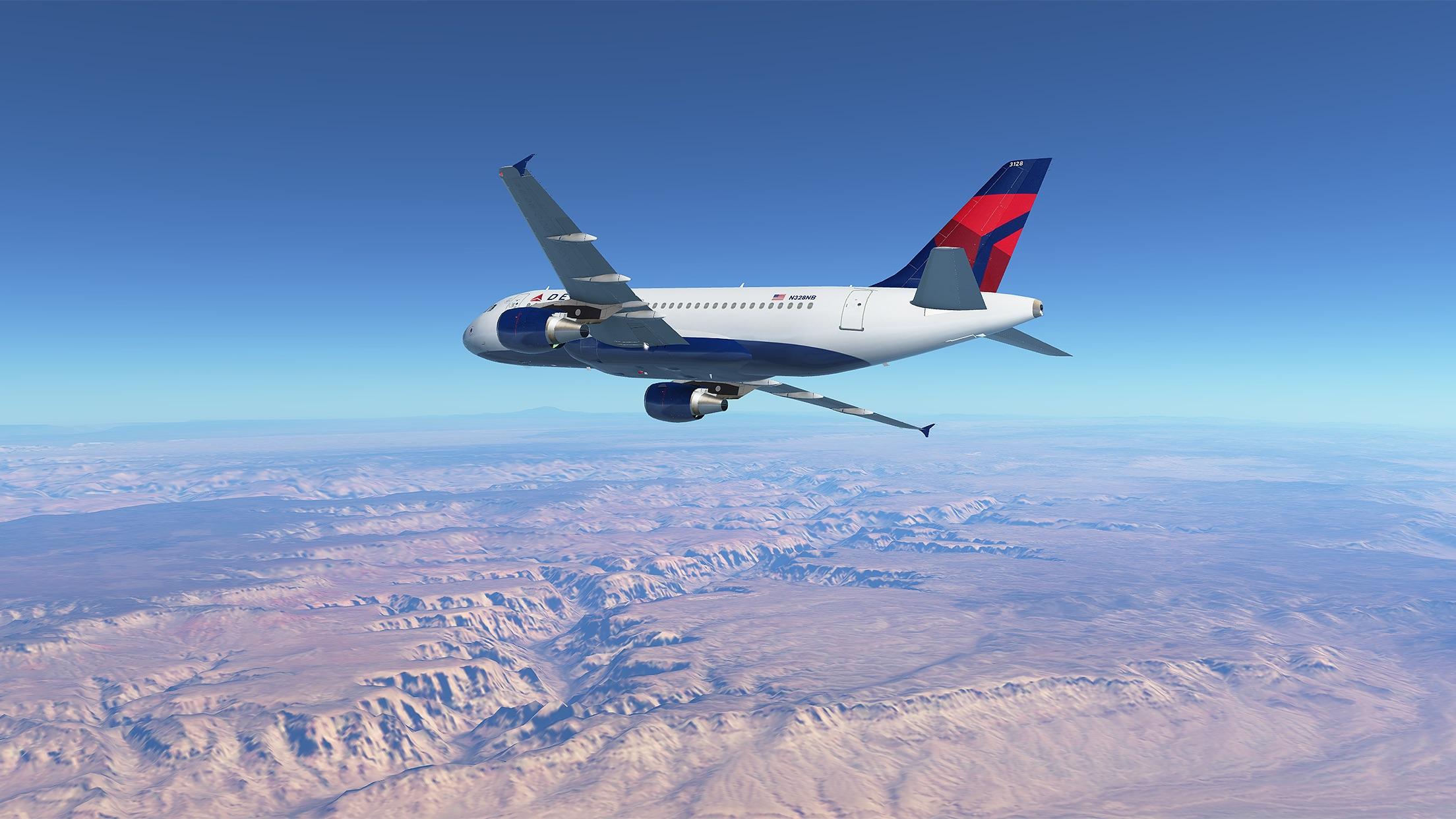 Infinite Flight Simulator Screenshot