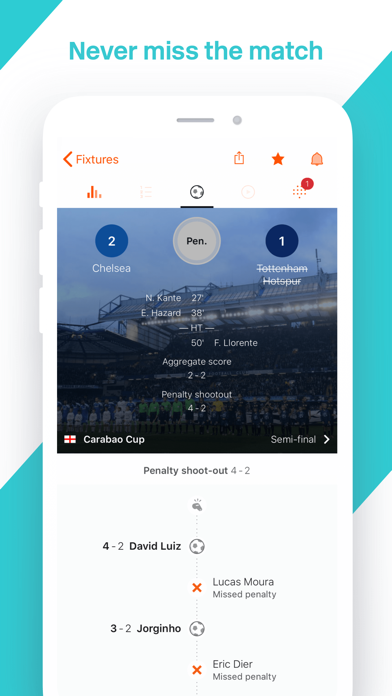 Screenshot for Forza Football in Kuwait App Store