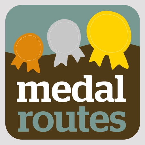 Ramblers Medal Routes