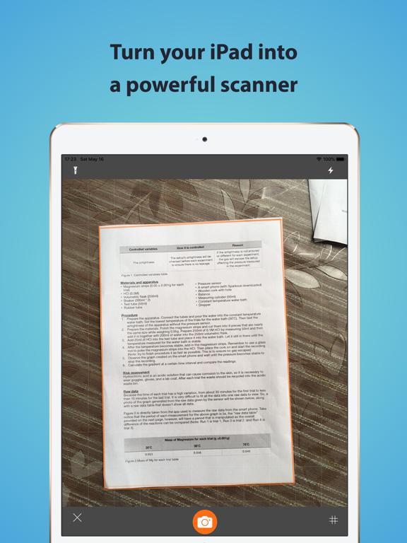 TopScanner : PDF Scanner App Screenshots