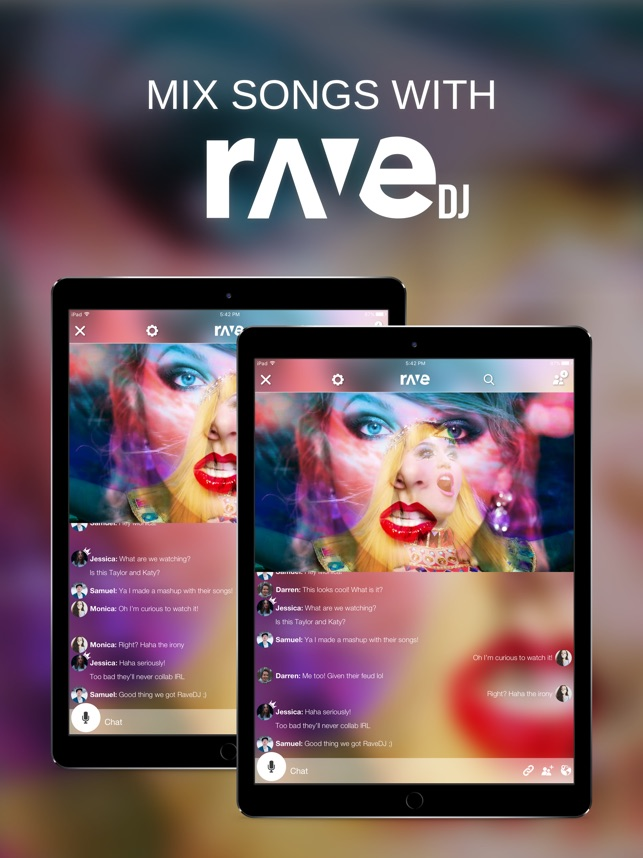 Rave – Watch Together on the App Store
