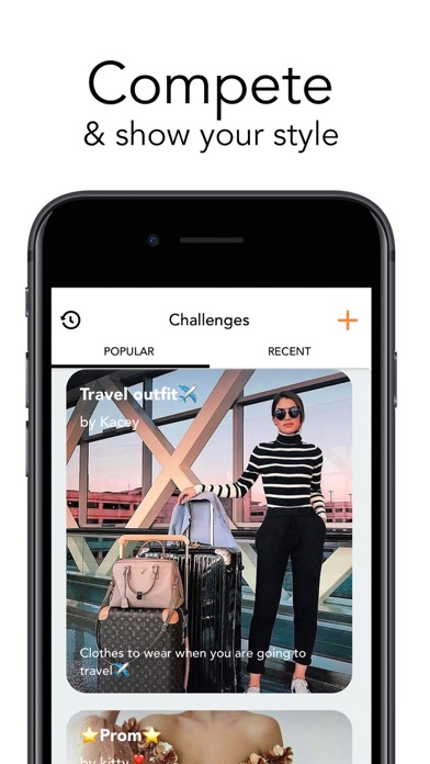 Screenshot for combyne - your perfect Outfit in Jordan App Store